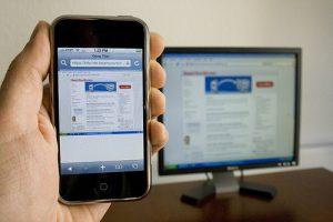 Adapta tu Web al teléfono móvil