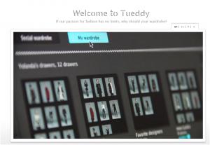Tueddy: la aplicación que te permite conectar con diseñadores, tendencias y marcas de moda.
