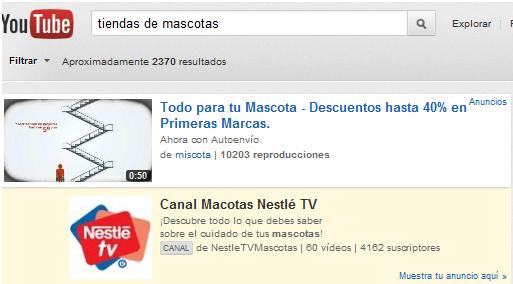 Anunciarse en youtube.com