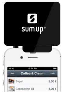 Recibir pagos a través del iphone o ipad con sumup