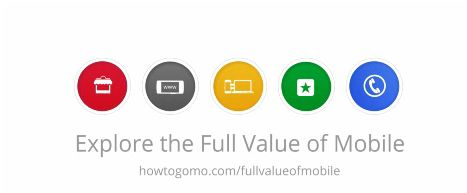 Explore the full value of mobile