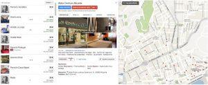 Ficha de hotel en Google Hotel Finder