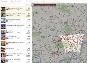 Personaliza tu área de búsqueda de hotel con Google Hotel Finder