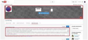 crear un canal youtube de empresa