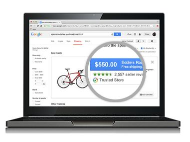 Google Trusted Stores y Googls Shopping