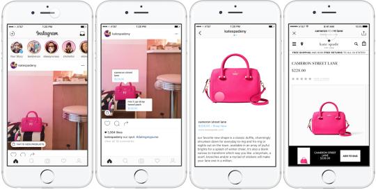 instagram & ecommerce