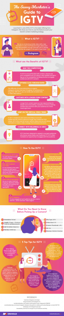 como usar igtv en tu estrategia de marketing
