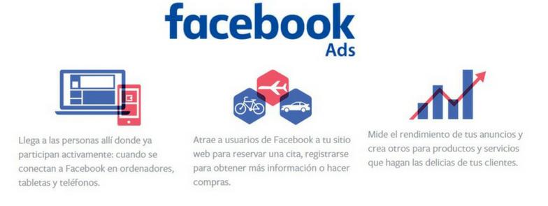gestión anuncios facebook