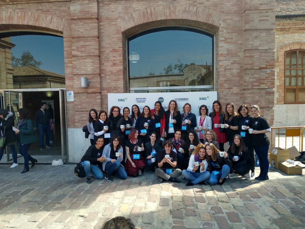 Women Techmakers Valencia
